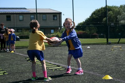 Friday 22nd June 2018 - Year 1 Multi-Skills - Parkside Acade