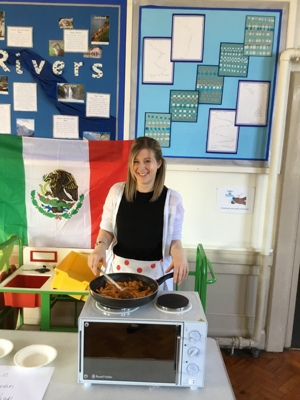 Year 4 Learn about Mexico