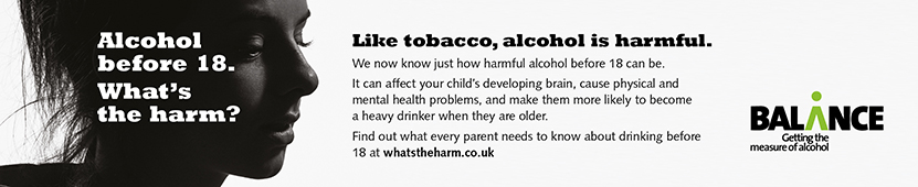 Alcohol before 18. Whats the harm?