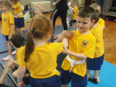 Martial Arts KS1